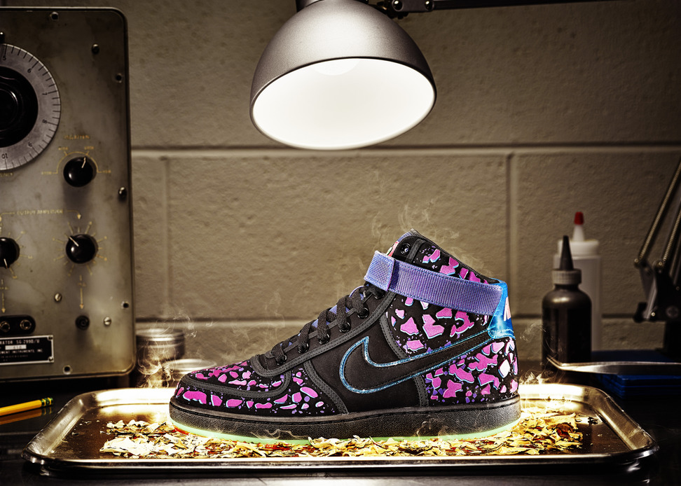Nike Sportswear Engineers Top Secret Area 72 Collection