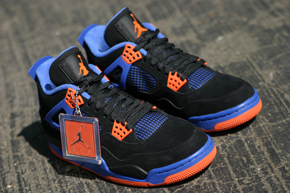 online store 61332 59d2a Air Jordan 4 Retro - Cavs - Detailed Look | Sole Collector