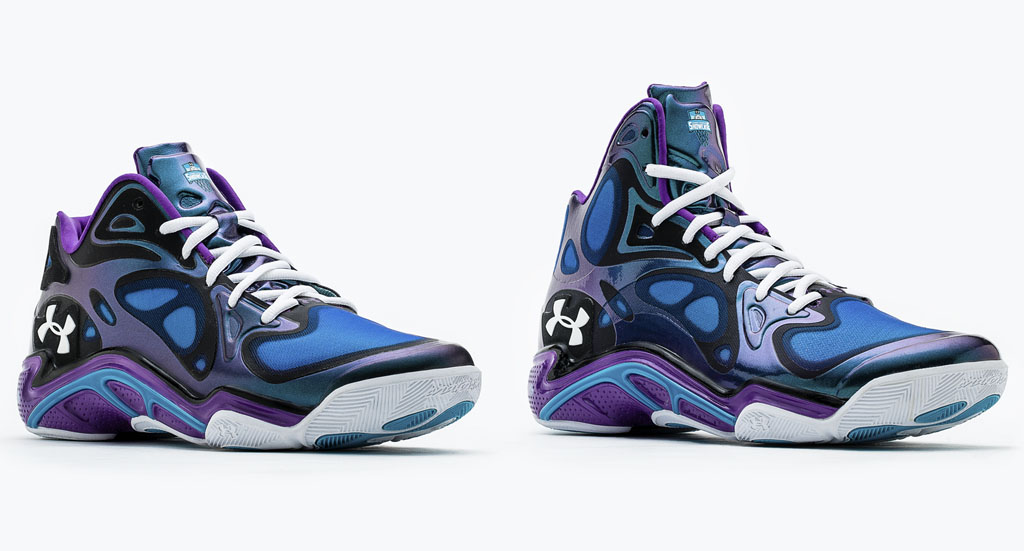 Under Armour Anatomix Spawn Showcase High & Low (1)