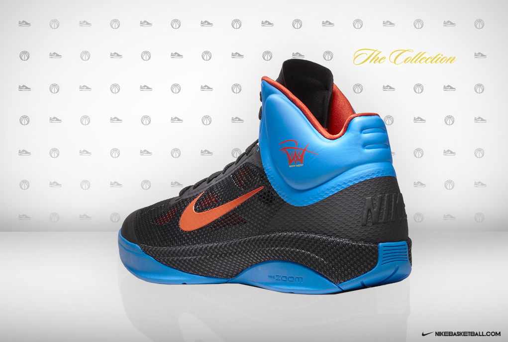 Nike Zoom Hyperfuse Away Player Exclusive