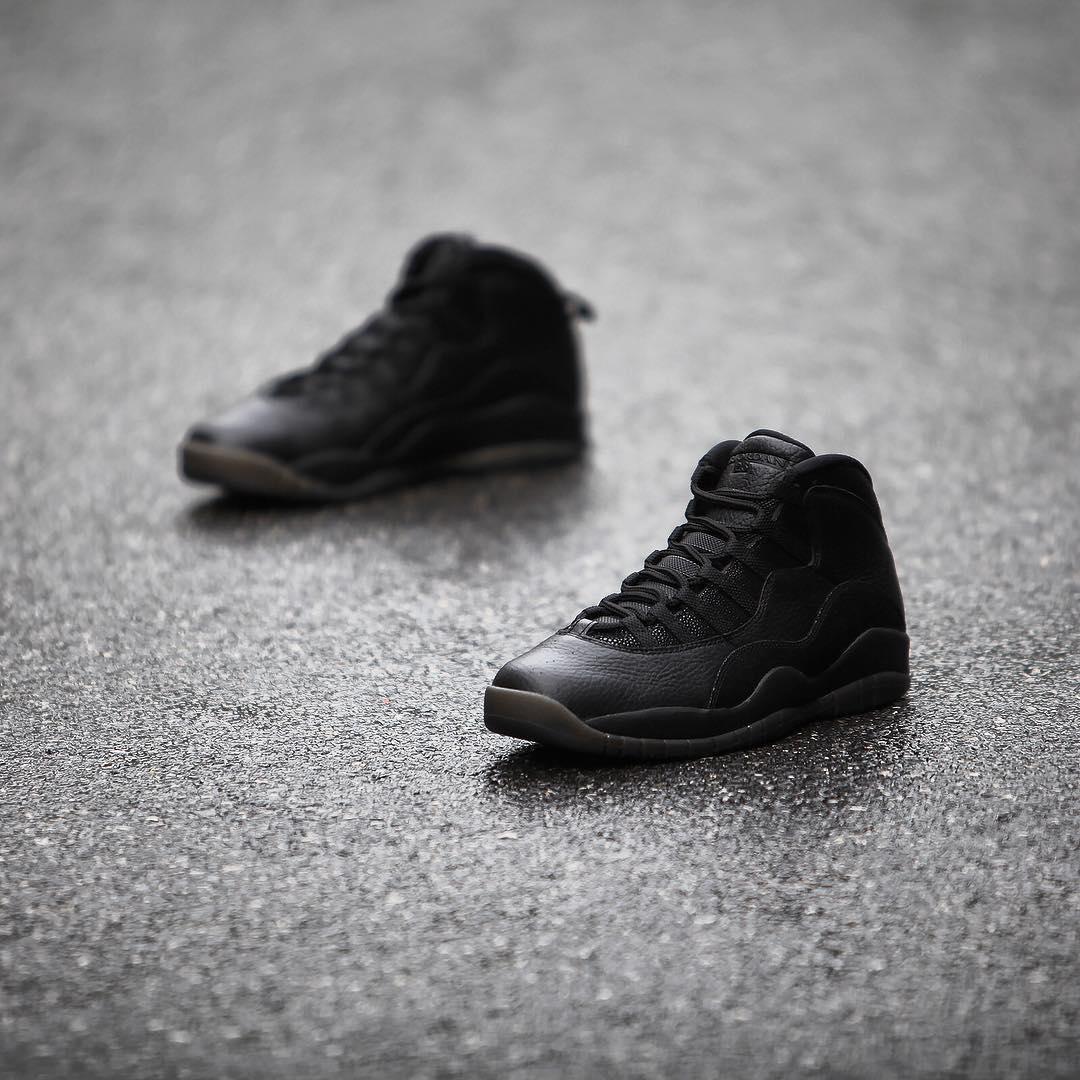 7471a6c1405056 Air Jordan 10 OVO Black Release Date 819955-030 (5)