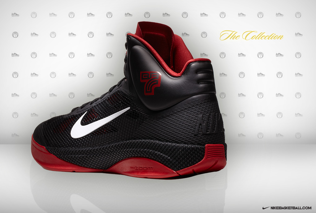 ... Nike Zoom Hyperfuse Brandon Roy Away Player Exclusive PE ... c2ef300a211f