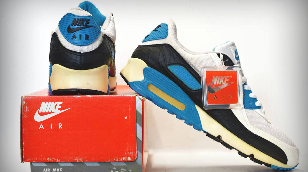 Reminisce with These Original Nike Air Max 90 Gems | Sole