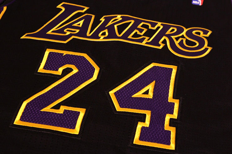 Los Angeles Lakers Unveil Hollywood Nights Black Alternate Uniforms (1)