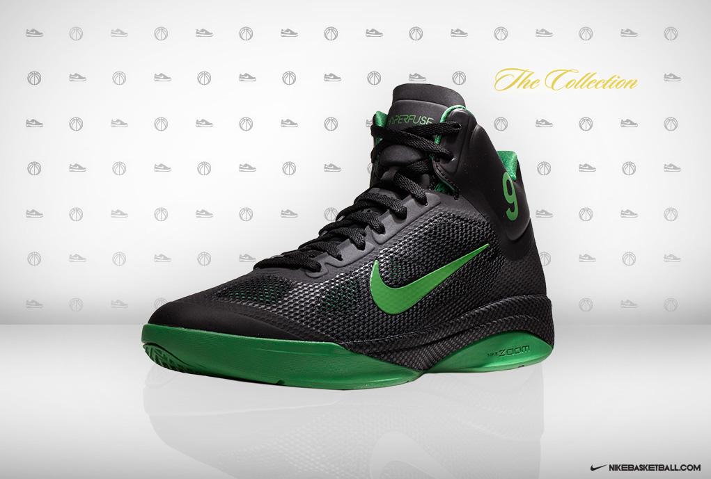 ec3731646639 Nike Zoom Hyperfuse - Rajon Rondo Away Player Exclusive