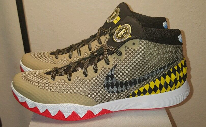 ff862457151e You Can Actually Own the  Warhawks  Nike Kyrie 1