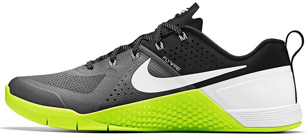Nike Metcon 1 Dark Grey/Volt-Black-White