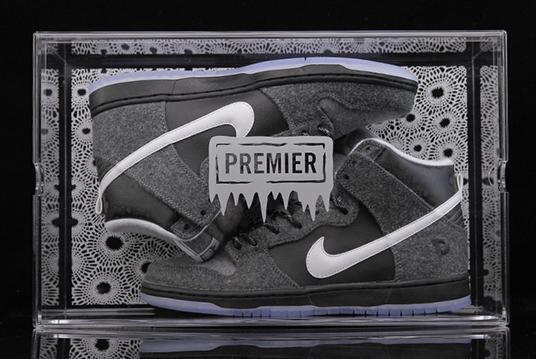 pretty nice b1206 b3c9c Premier x Nike SB Dunk Hi Pro  Premier SE  - Release Details