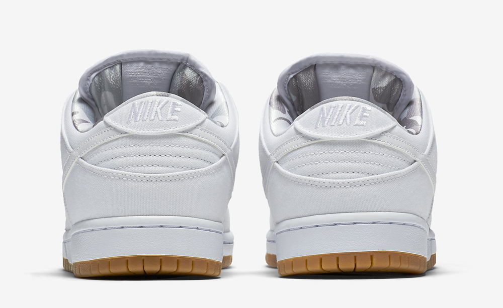 This Clean Nike SB Dunk Low Is Hitting
