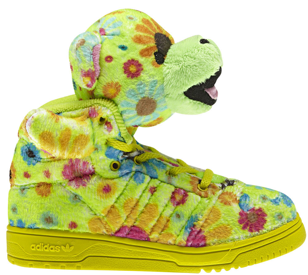 adidas Originals JS Bear Kids Flower Power G61077 (1)
