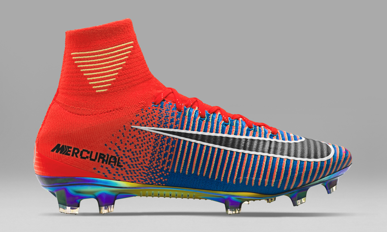 New Soccer Shoes