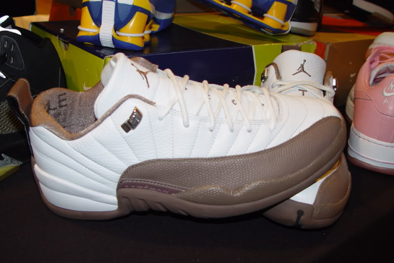 premium selection 59d82 acd81 13 Air Jordan 12 Samples That Never Released | Sole Collector