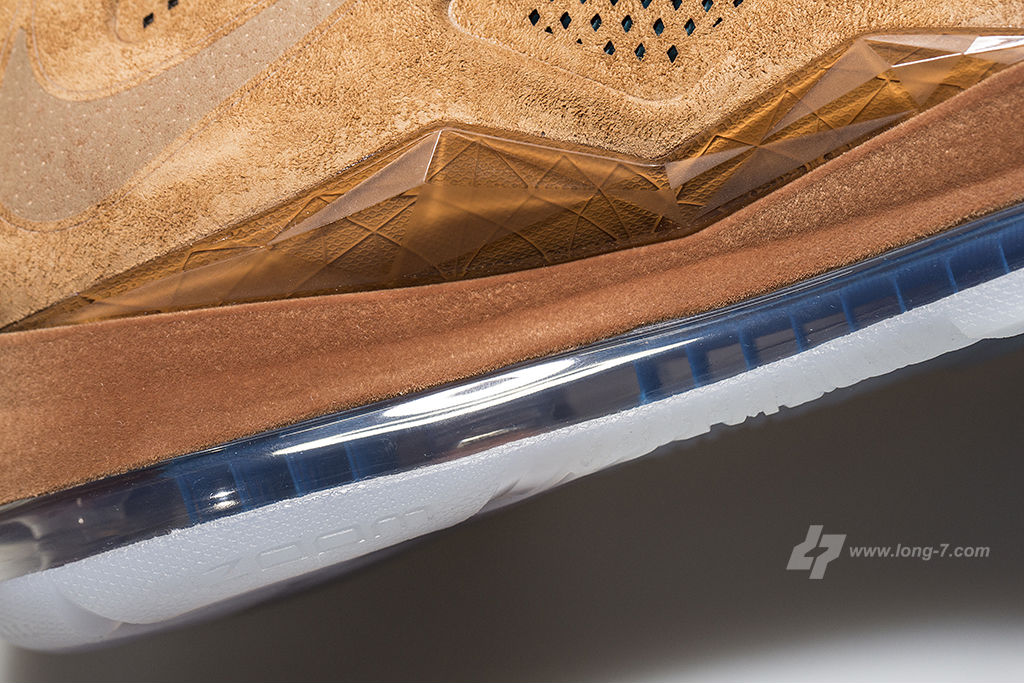 Nike LeBron X EXT Brown Suede 607078-200 (11)