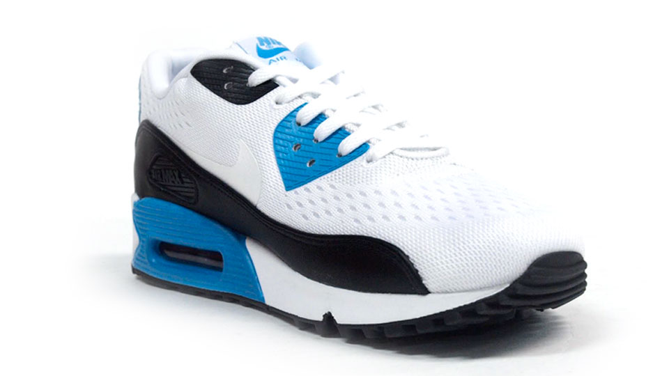 nike air max 90 em laser blue metallic