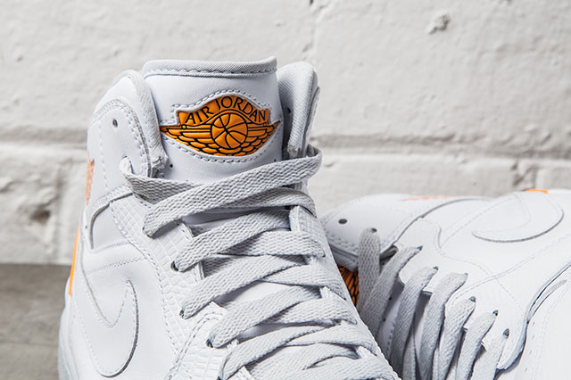 Air Jordan 1 Retro '86 White/Kumquat Release Date 644490-115 (2)