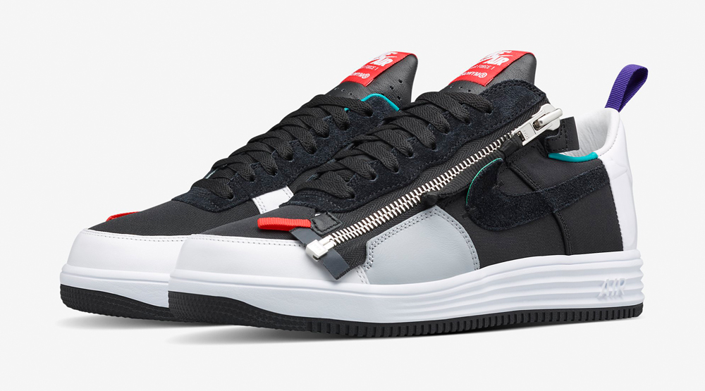 official photos 6c20c ad527 Acronym Nike Lunar Force 1 Release Date