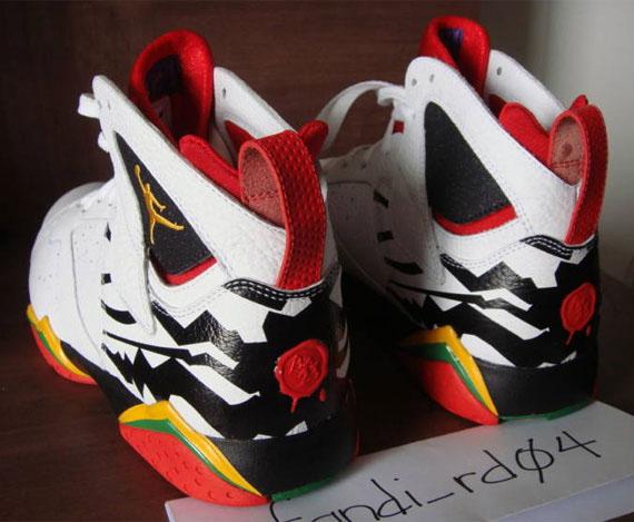 Air Jordan Retro 7 - Premio Bin 23 Collection - New Images  db99946aed1a