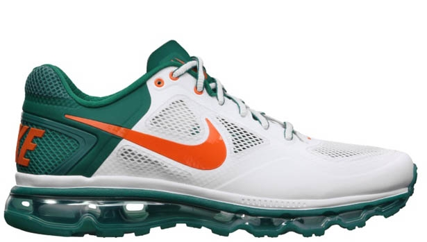 Nike Air Max Trainer 1.3 Breathe NFL Miami Dolphins