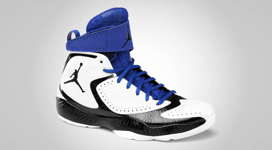 Air Jordan 2012 E White Black Old Royal 508319-181 (2)