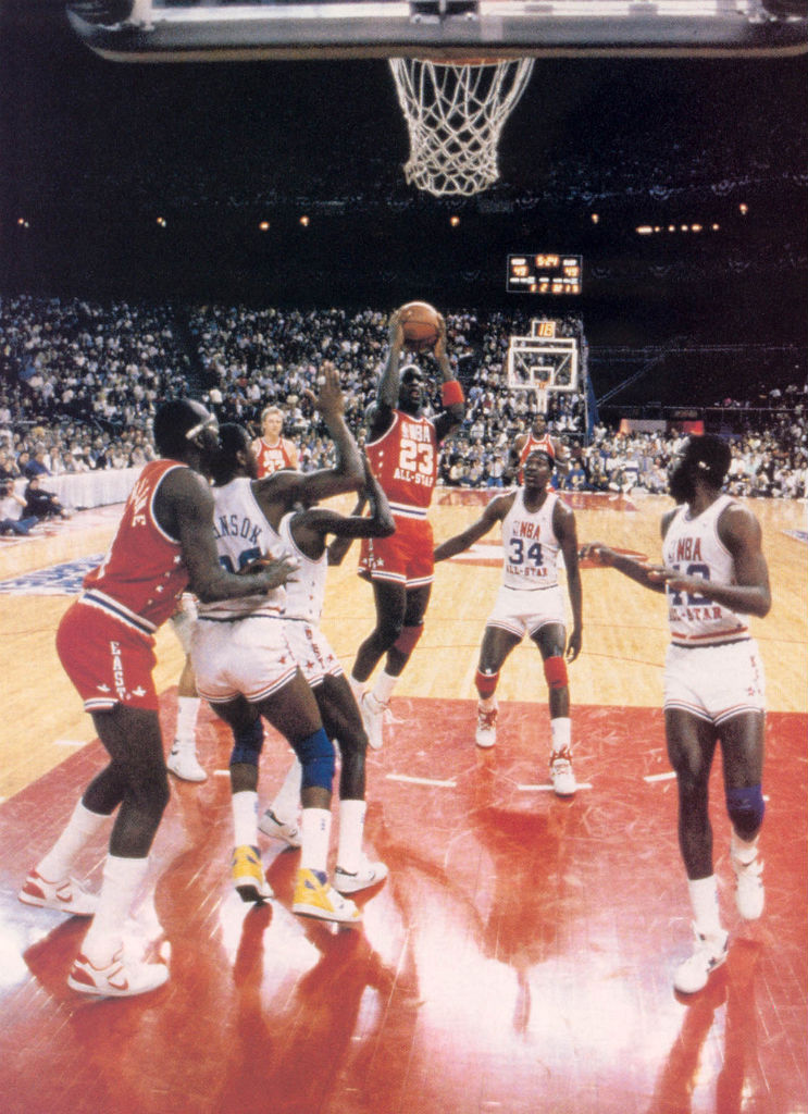 #2350 // 50 Classic Michael Jordan All-Star Game Photos (28)