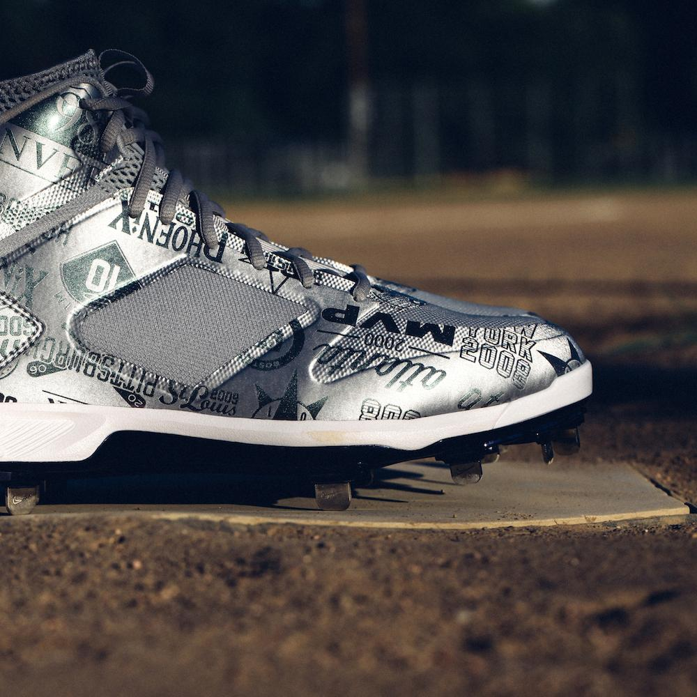 Jordan Jeter Cleats All-Star (4)