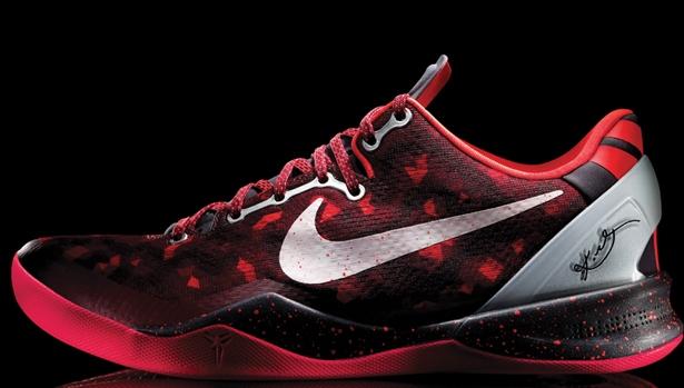 Nike Kobe 8 System Year of the Snake Port Wine