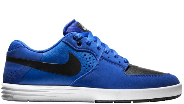 Nike Paul Rodriguez 7 SB Game Royal/Black-White