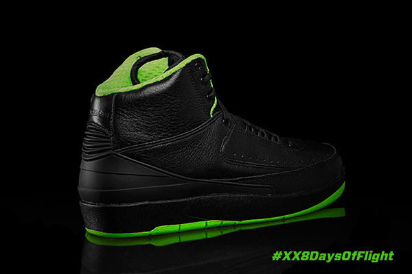 Air Jordan II 2 - XX8 Days of Flight (2)