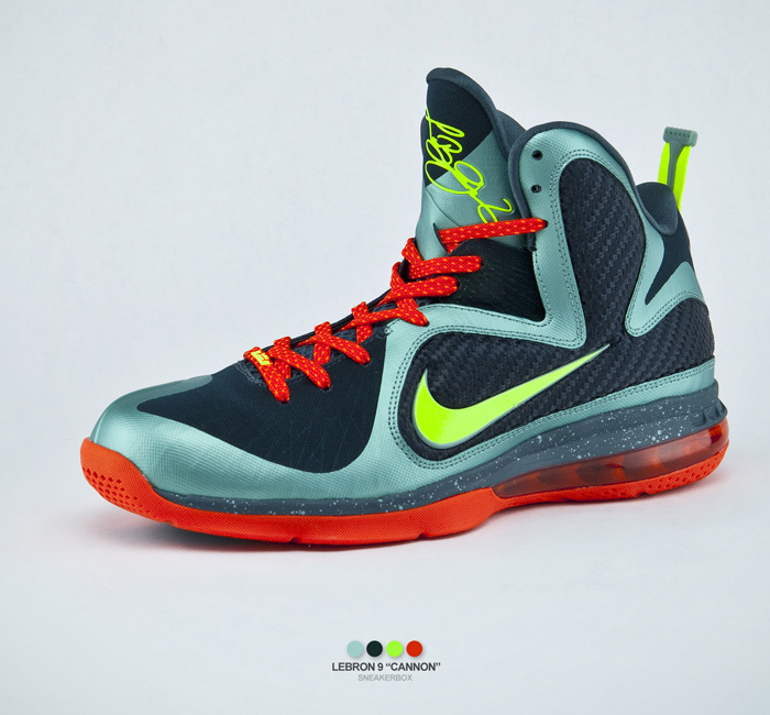 182dc4f8b Poll  What Was Your Favorite Nike LeBron 9 Colorway