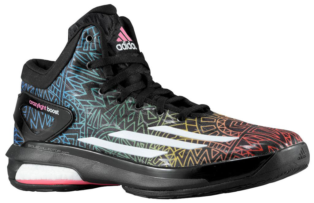 adidas Crazylight Boost Multicolor (1)