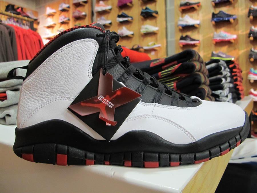 wholesale dealer 5f7cd 351fa Air Jordan 10 X Chicago 310805-100 (5)