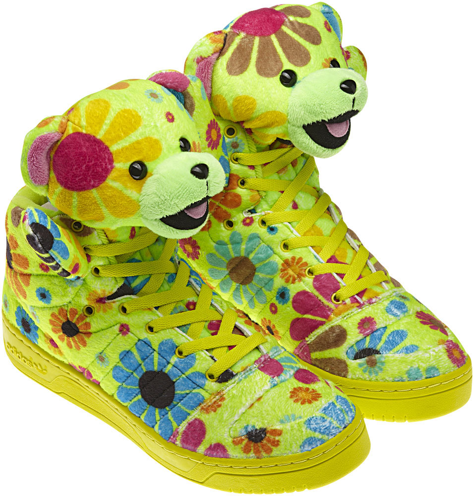 adidas Originals JS Bear Flower Power G61076 (3)