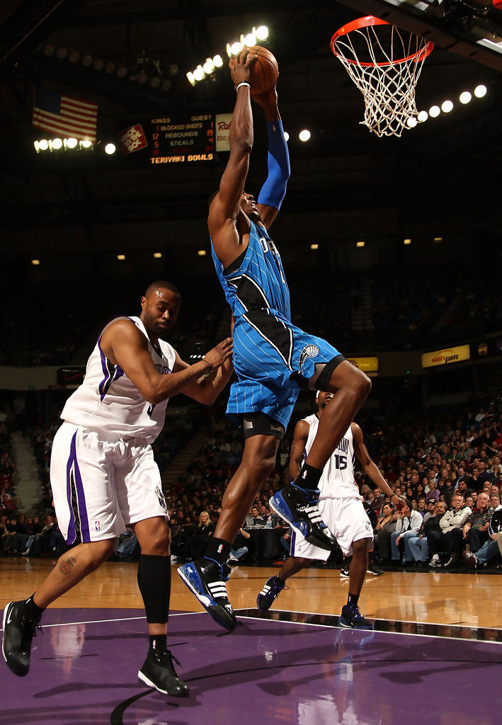 A Complete History of Dwight Howard's Orlando Magic adidas