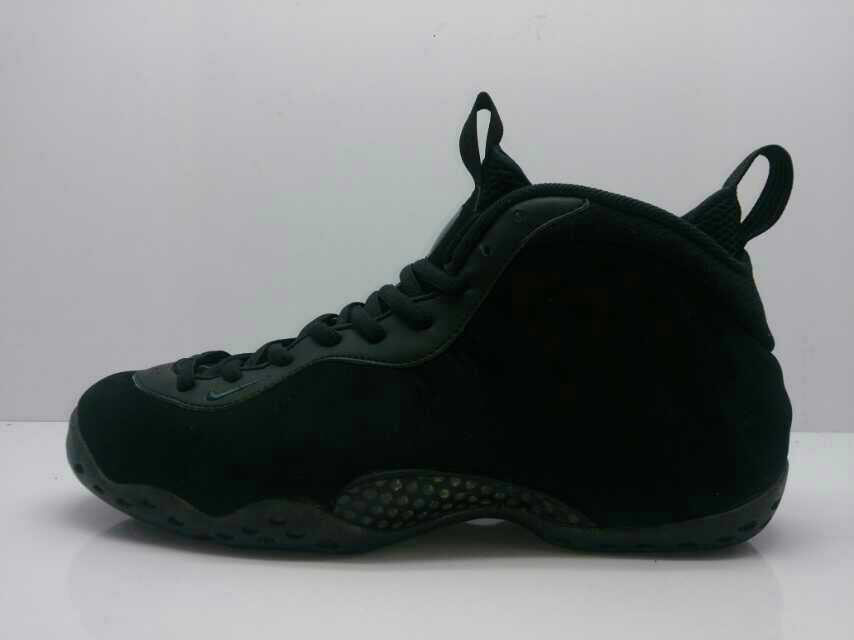 Nike Air Foamposite One Black Suede (7)