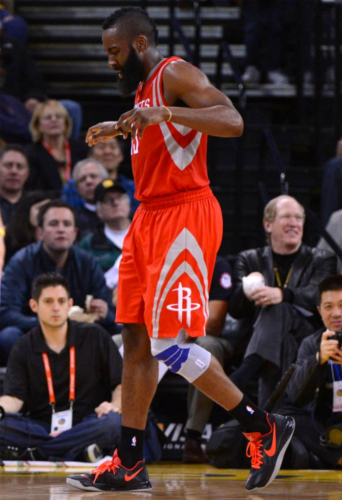 Remembering James Harden's Time As a Nike Athlete | Sole ...