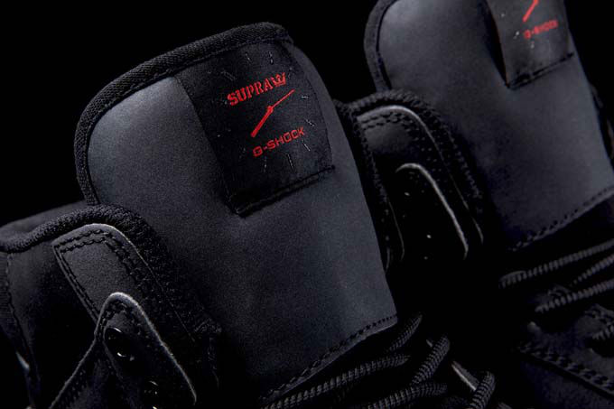 "G-Shock x SUPRA ""It's About Time"" Collection (5)"