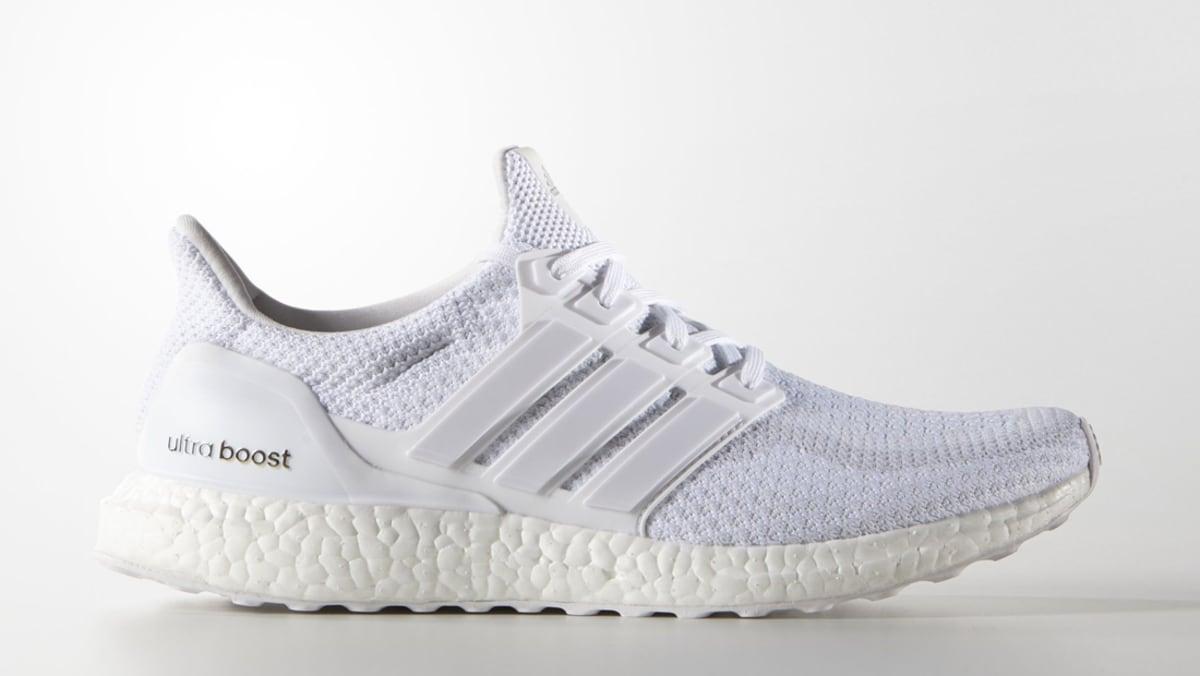 Adidas Baskets Ultraboost - Blanc fqgww