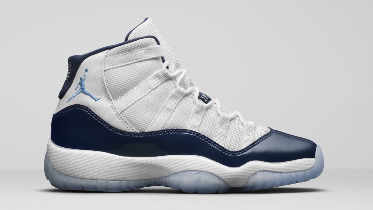 f3210f4605c8e0 ... university blue ec0d0 857af  sweden air jordan 11 retro win like 82  jordan sole collector b6a6d d8521