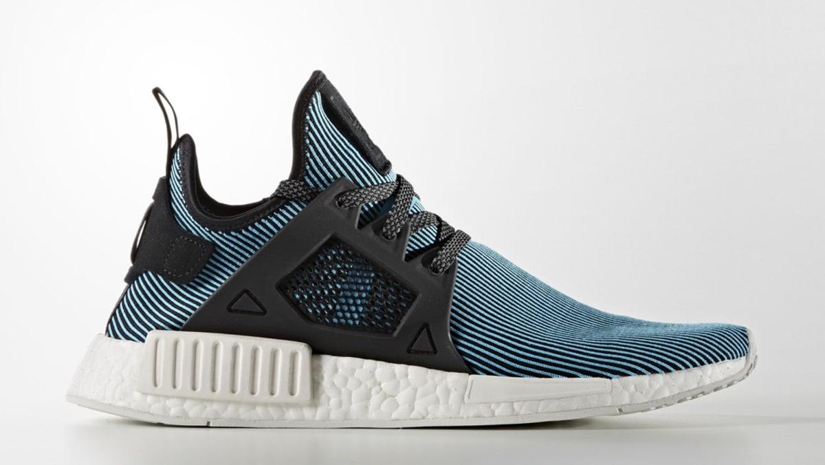 online retailer 639ff fa21f adidas nmd xr1 primeknit bright cyan blue black s32212 released