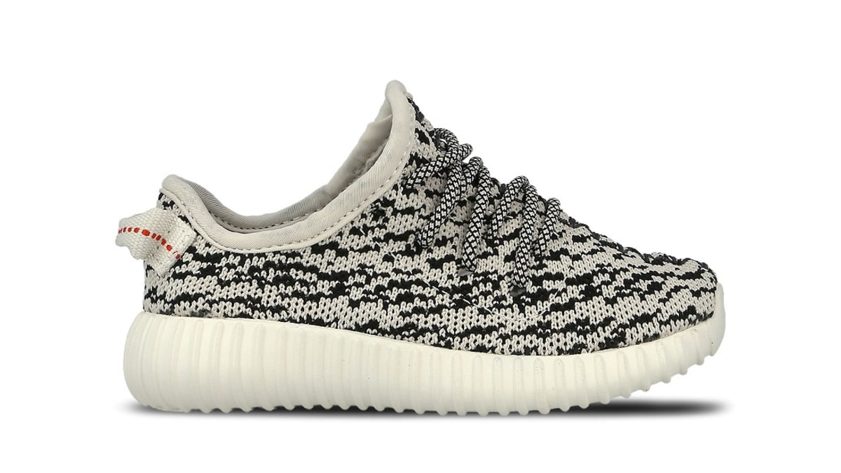 Adidas Original Materials Yeezy Boost 350 Turtle Dove Color AQ4832