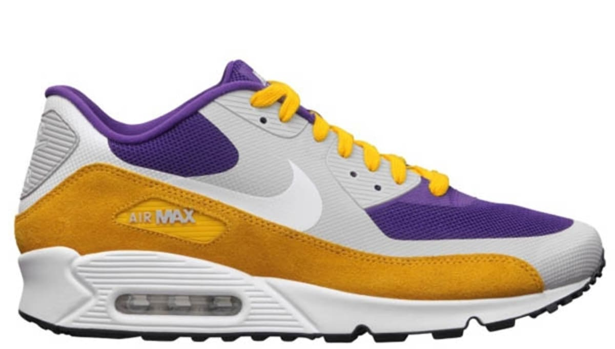 uk availability e25d7 c44e8 Nike Air Max '90 Premium NFL Minnesota Vikings | Nike | Sole ...