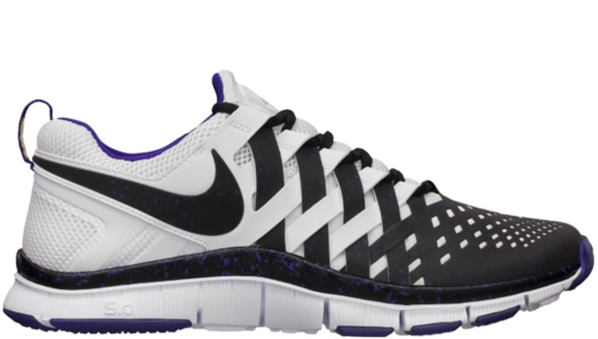 nike free trainer 5 0 cris carter nike sole collector. Black Bedroom Furniture Sets. Home Design Ideas