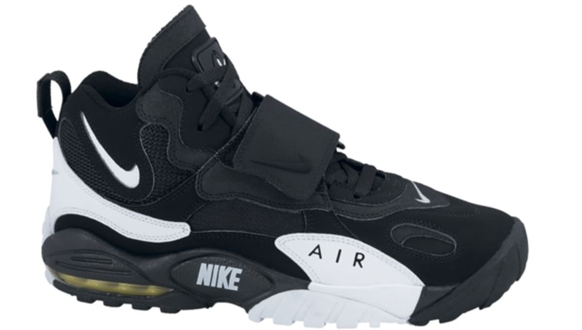 1597da95f0 Nike Air Max Speed Turf Black/White-Voltage Yellow
