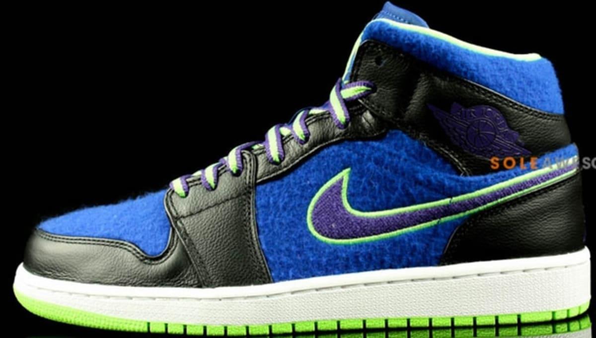 Nike Air Jordan 1 Mid Lila