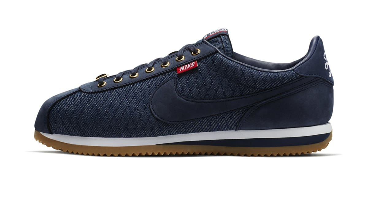 "Mister Cartoon x Nike Cortez ""Obsidian"" 