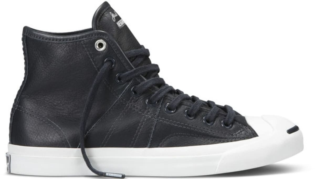 fce1d93f5742 Converse FS Jack Purcell Johnny Mid Black White