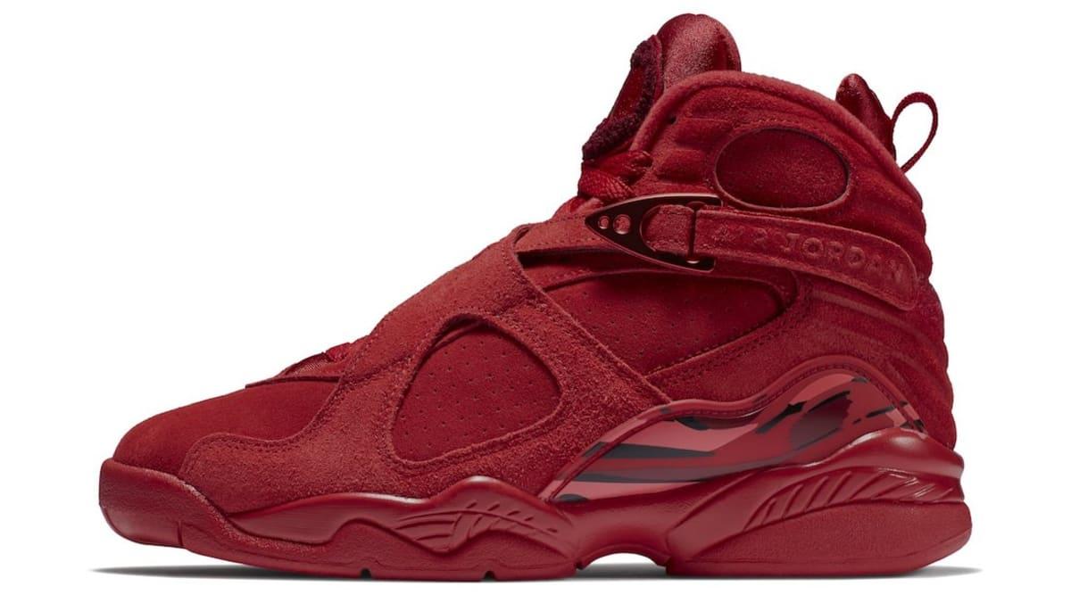 Air Jordan 8 Valentine S Day Jordan Sole Collector