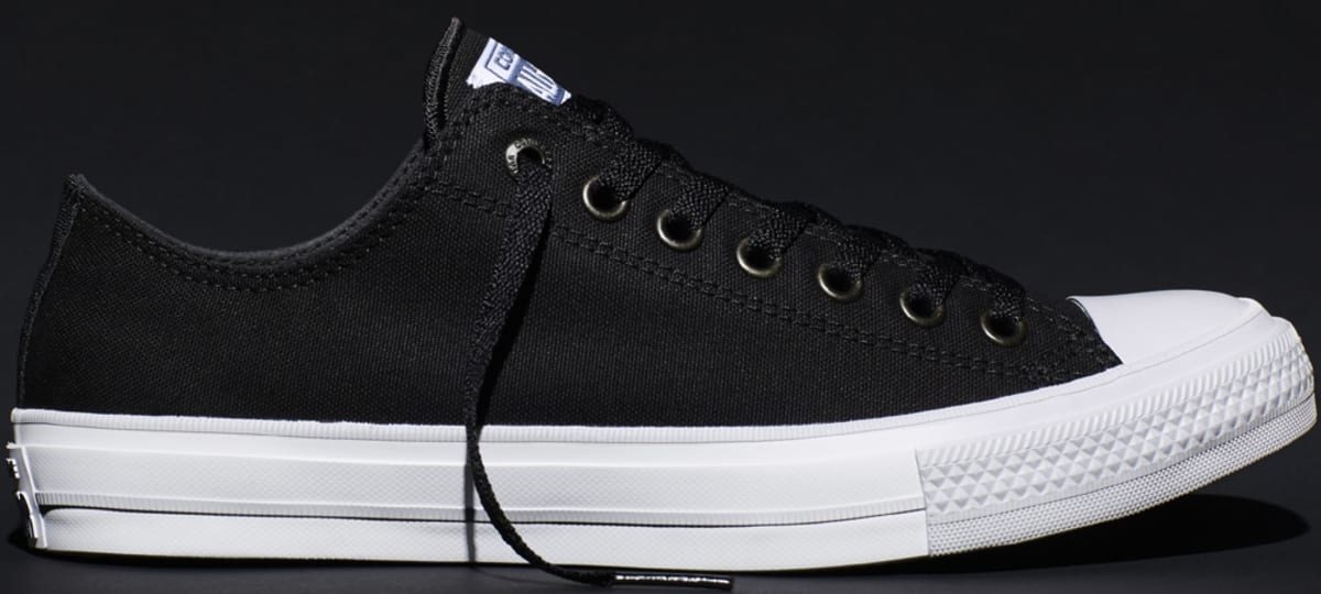 Star Auto Sales >> Converse Chuck Taylor All-Star II Ox Black/White | Converse | Sole Collector