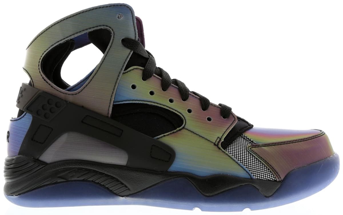 nike air flight huarache premium qs rainbow