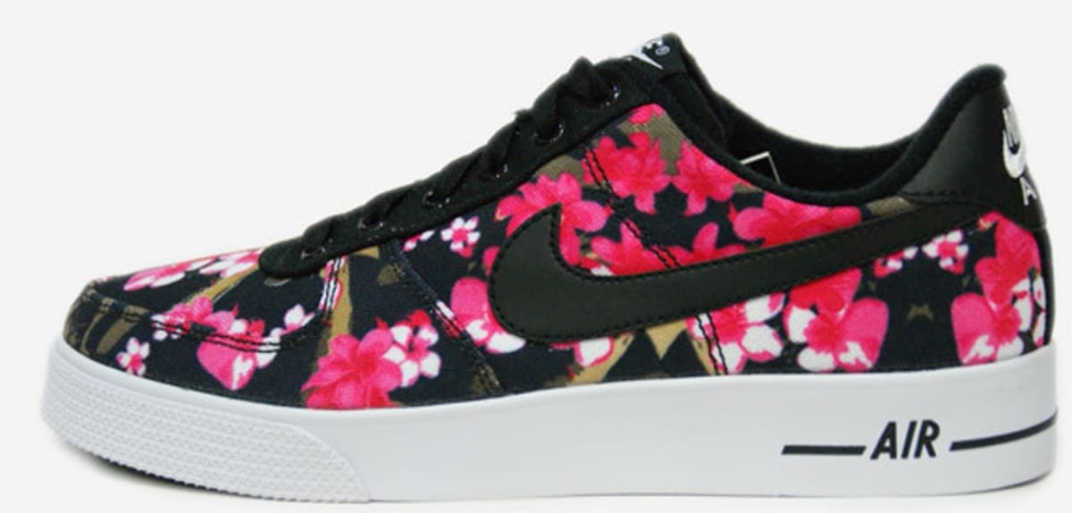 nike air force floral